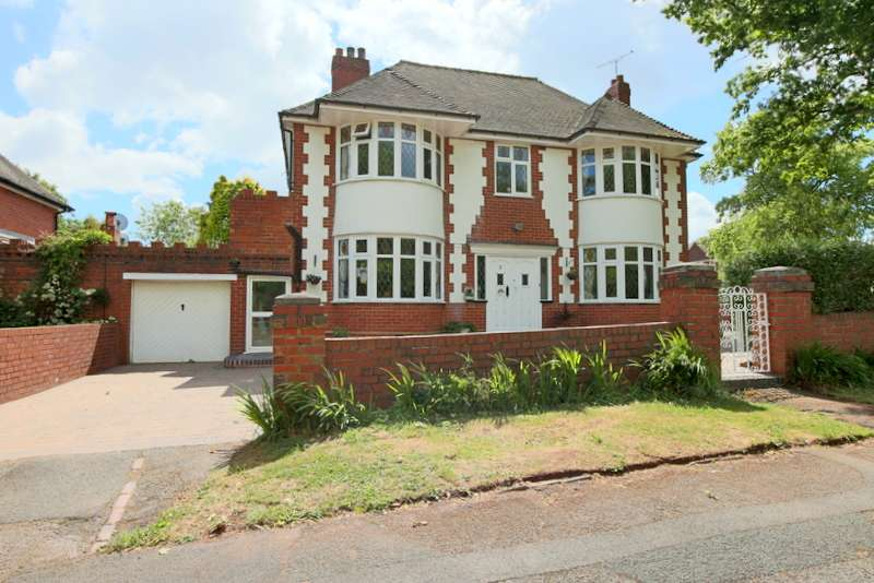 5 Bedrooms Property for sale in Kingsway East, Newcastle, ST5