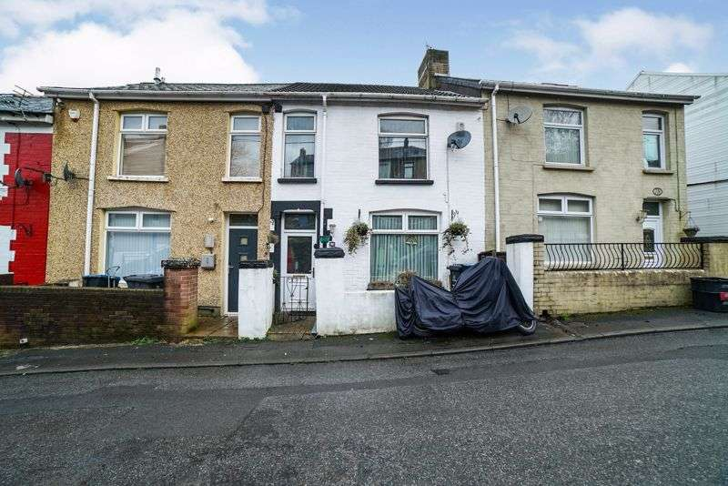 2 Bedrooms Property for sale in ** Potential Yield 7% ** Penybont Road, Abertillery, NP13