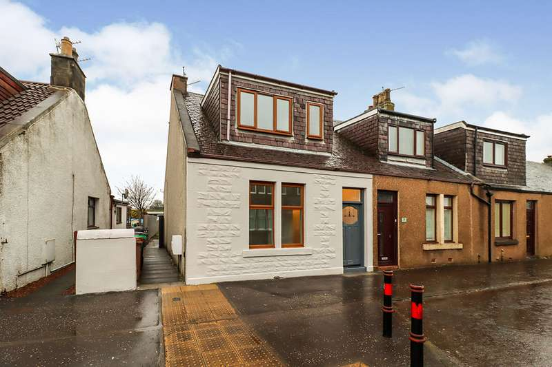 3 Bedrooms End Of Terrace House for sale in Main Street, Thornton, Kirkcaldy, Fife, KY1