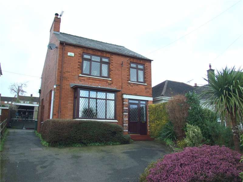3 Bedrooms Detached House for sale in Far Laund, Belper, Derbyshire, DE56