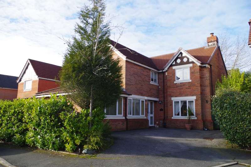 5 Bedrooms Detached House for sale in Nevern Close, Heaton