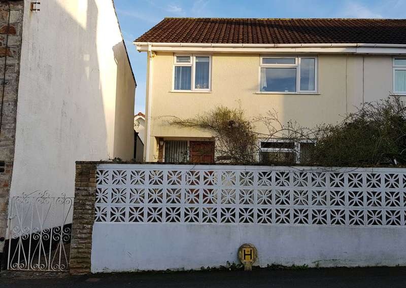3 Bedrooms Semi Detached House for sale in The Butts, Colyton, Devon