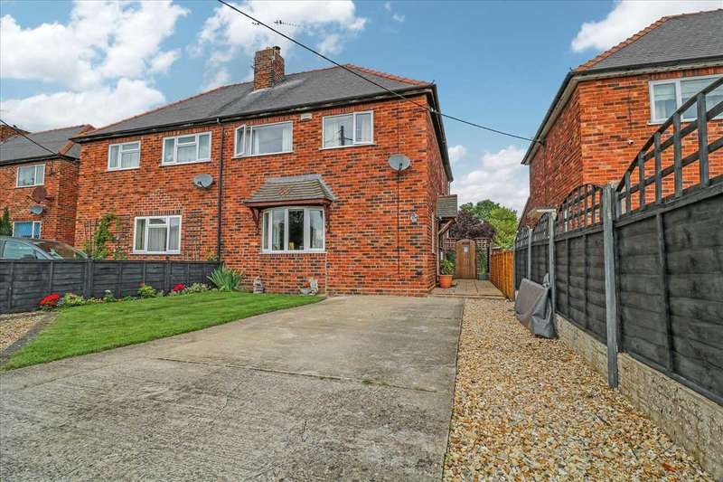 4 Bedrooms Semi Detached House for sale in Fen Lane, Dunston, Dunston, Lincoln