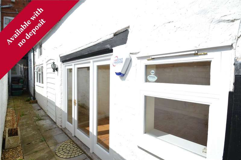 2 Bedrooms End Of Terrace House for rent in The Hideaway, Friars Walk, Ludlow, Shropshire, SY8