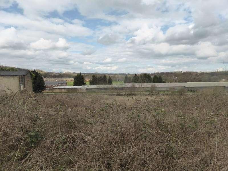 Property for sale in Land Adjacent, Parkside close, Codnor Park, Ironville