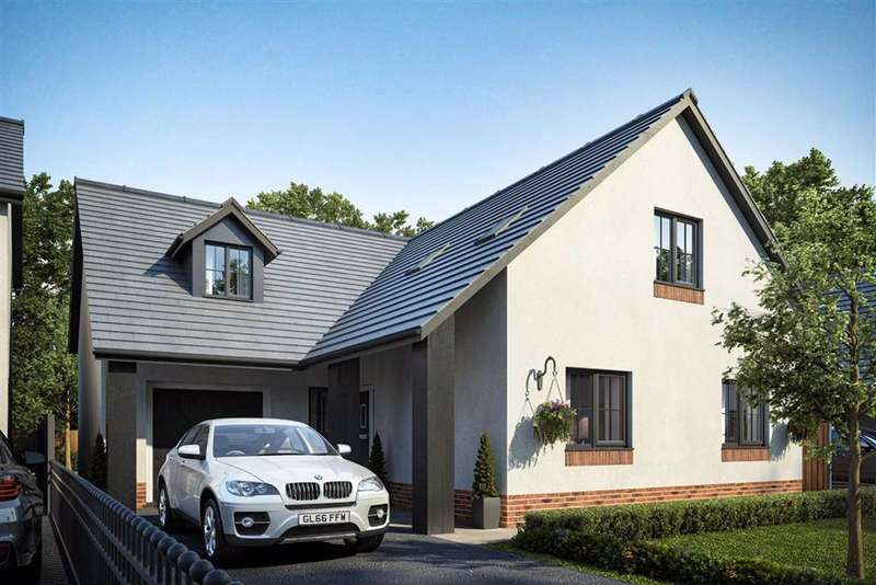 4 Bedrooms Detached House for sale in Cwrt Dolwerdd, Boncath, Pembrokeshire