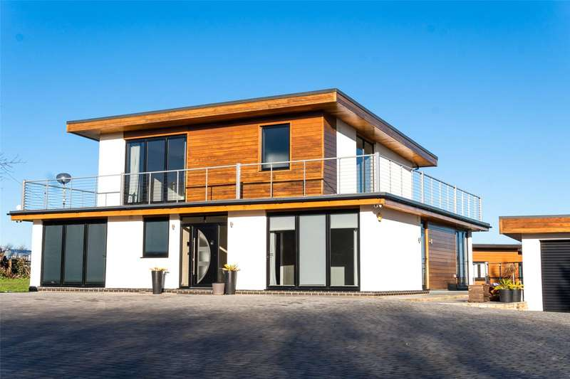 6 Bedrooms Detached House for sale in Appsmoor Farm, South Street Road, Stockbury, Sittingbourne, ME9