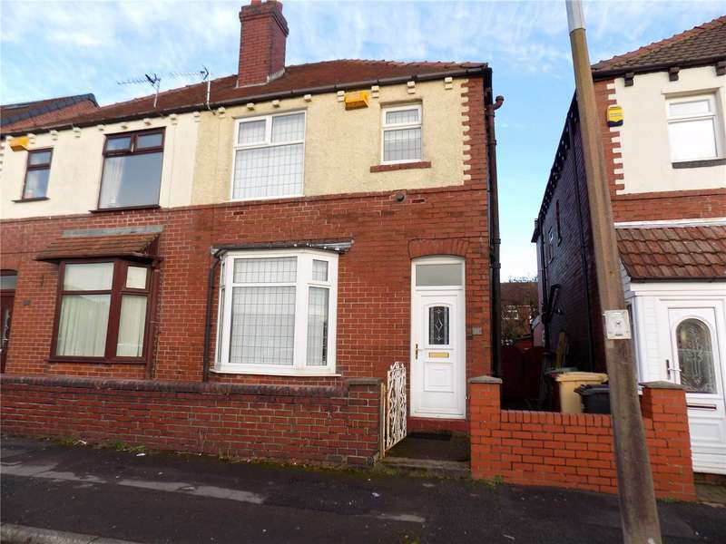 3 Bedrooms Semi Detached House for sale in Lambton Street, Bolton, BL3