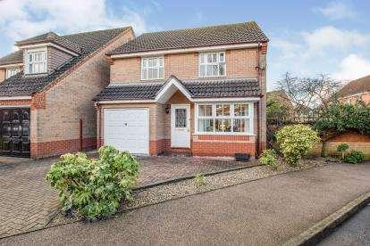 3 Bedrooms Detached House for sale in Attleborough, Norfolk
