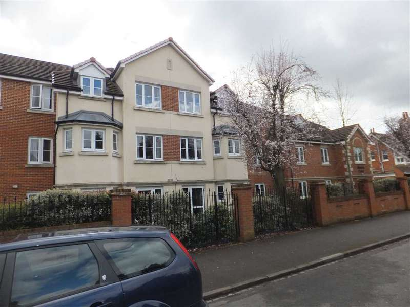 2 Bedrooms Retirement Property for sale in Milward Court, Warwick Road, Reading