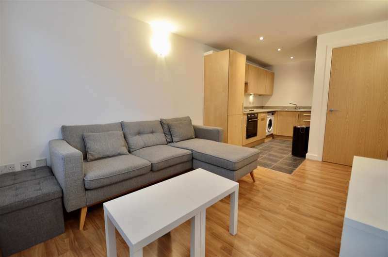 1 Bedroom Apartment Flat for sale in The Hicking Building, Queens Road