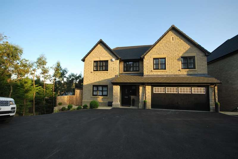 5 Bedrooms Detached House for sale in Lower Cribden Avenue, Rossendale