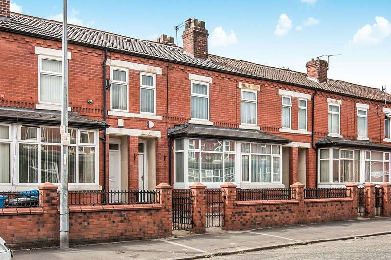 4 Bedrooms House for sale in Tootal Road, Salford, M5