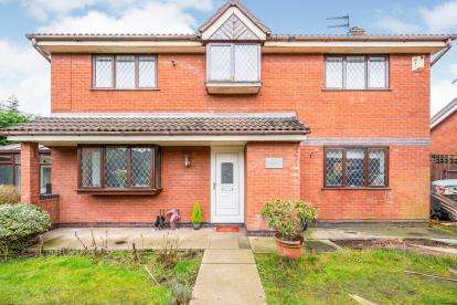 4 Bedrooms Detached House for sale in Whittle Street, St. Helens, Merseyside, ., WA10