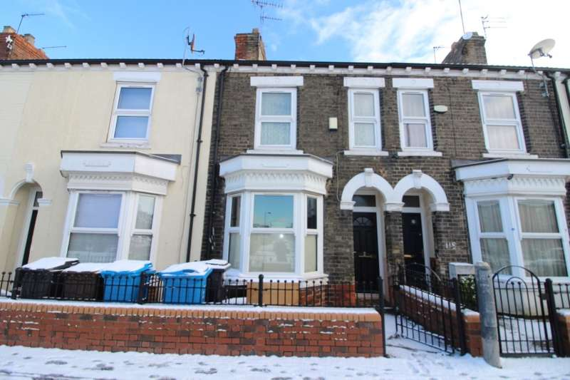 2 Bedrooms Terraced House for sale in 113 Hawthorn Avenue, Hull, East Yorkshire