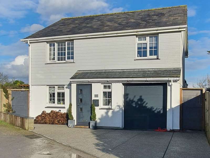 4 Bedrooms Detached House for sale in Rileys, Gorran Churchtown