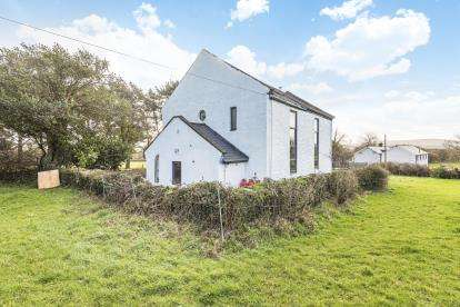 4 Bedrooms Detached House for sale in Praze, Camborne, Cornwall