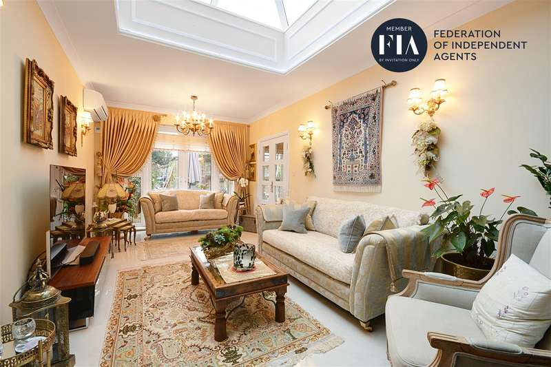 4 Bedrooms House for sale in Oaklands Avenue, Isleworth