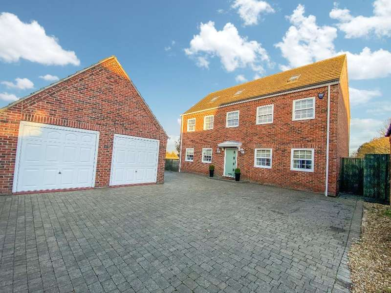 6 Bedrooms Detached House for sale in Netherby Drive, Wisbech, Cambs, PE14 0DR