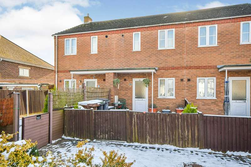 2 Bedrooms House for sale in Viking Court, Bracebridge Heath, Lincoln, Lincolnshire, LN4
