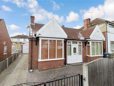 2 Bedrooms Detached Bungalow for sale in Tennyson Avenue, Mexborough