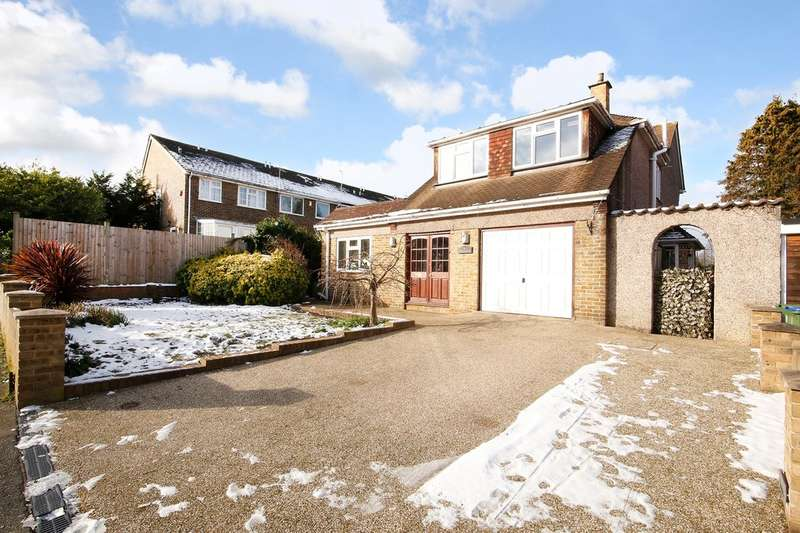4 Bedrooms Detached House for sale in Highview Road, Sidcup, DA14 4EX