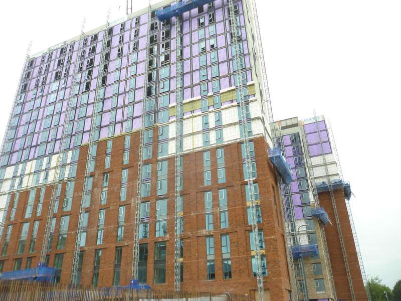 3 Bedrooms Apartment Flat for sale in No.1 Old Trafford, Manchester