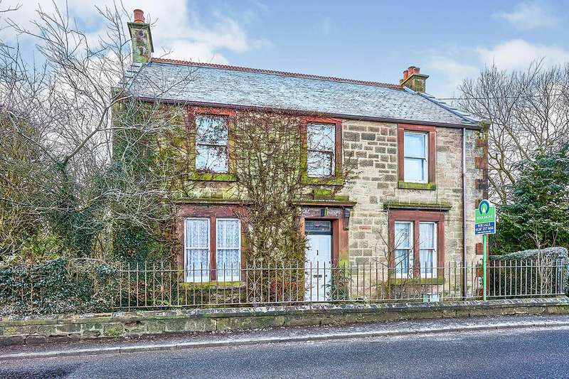 5 Bedrooms Detached House for sale in Main Street, Kirkconnel, Sanquhar, Dumfries and Galloway, DG4