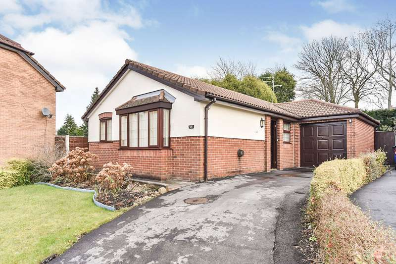 3 Bedrooms Detached Bungalow for sale in Heron Avenue, Dukinfield, Greater Manchester, SK16
