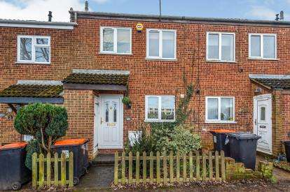 2 Bedrooms Terraced House for sale in Meadway, Leighton Buzzard, Beds, Bedfordshire
