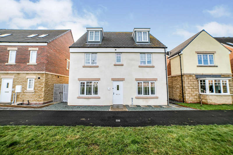 5 Bedrooms Detached House for sale in Klondyke Walk, Blaydon-on-Tyne, Tyne and Wear, NE21