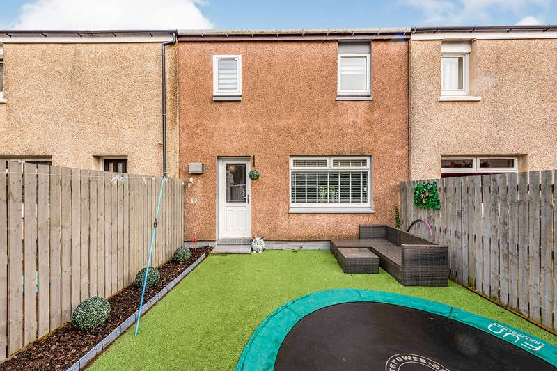 3 Bedrooms House for sale in Ochil View, Denny, Stirlingshire, FK6