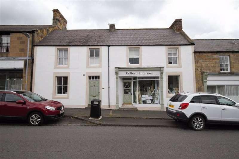 3 Bedrooms Property for sale in Main Street, Belford, Northumberland, NE70