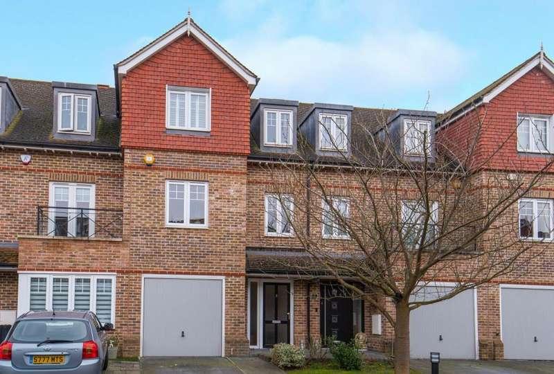 4 Bedrooms House for sale in Highbridge Close, Radlett