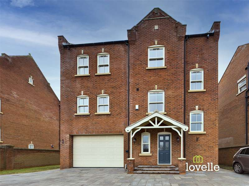 6 Bedrooms House for sale in Floss Mill Lane, Gainsborough, DN21