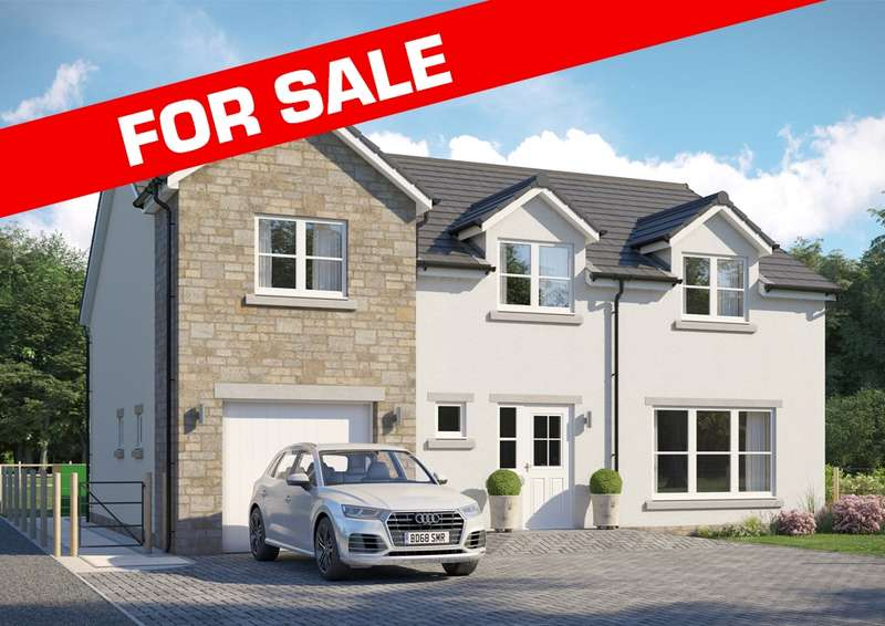 4 Bedrooms Detached House for sale in Tykesburn, Coaltown, Glenrothes, Fife, KY7