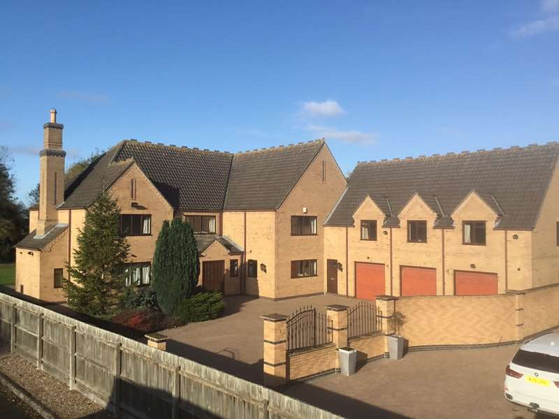7 Bedrooms Detached House for sale in Little Hale Road, Great Hale, Sleaford, Lincolnshire, NG34
