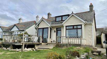 4 Bedrooms Bungalow for sale in St. Columb Road, St. Columb, Cornwall