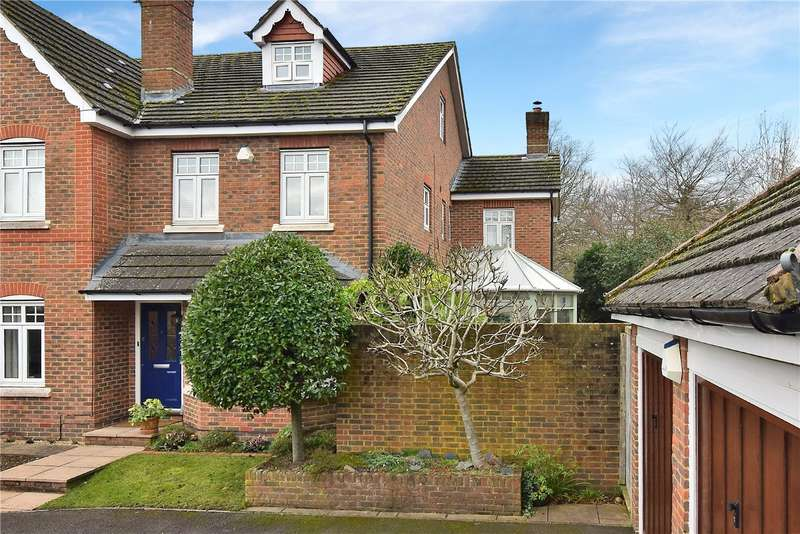 5 Bedrooms House for sale in Cliddesden Road, Basingstoke, Hampshire, RG21