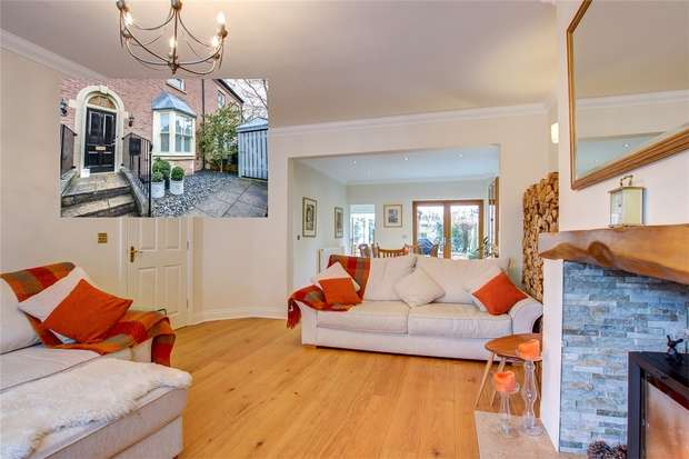 5 Bedrooms Town House for sale in Buford Court, Western Hill, Durham City
