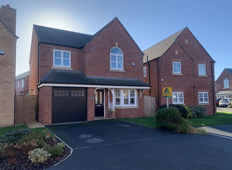 4 Bedrooms Detached House for sale in Buckley Grove, Lytham St Annes