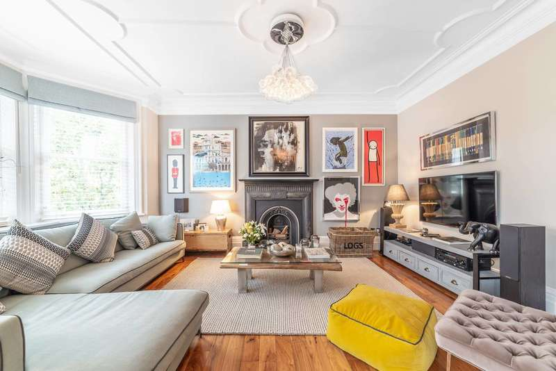5 Bedrooms Flat for sale in West End Lane, West Hampstead, NW6
