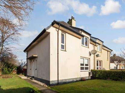 3 Bedrooms Semi Detached House for sale in Rowanbank Road, Prestwick