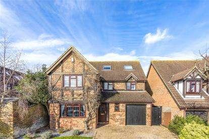 5 Bedrooms Detached House for sale in Beechwood Rise, Chislehurst