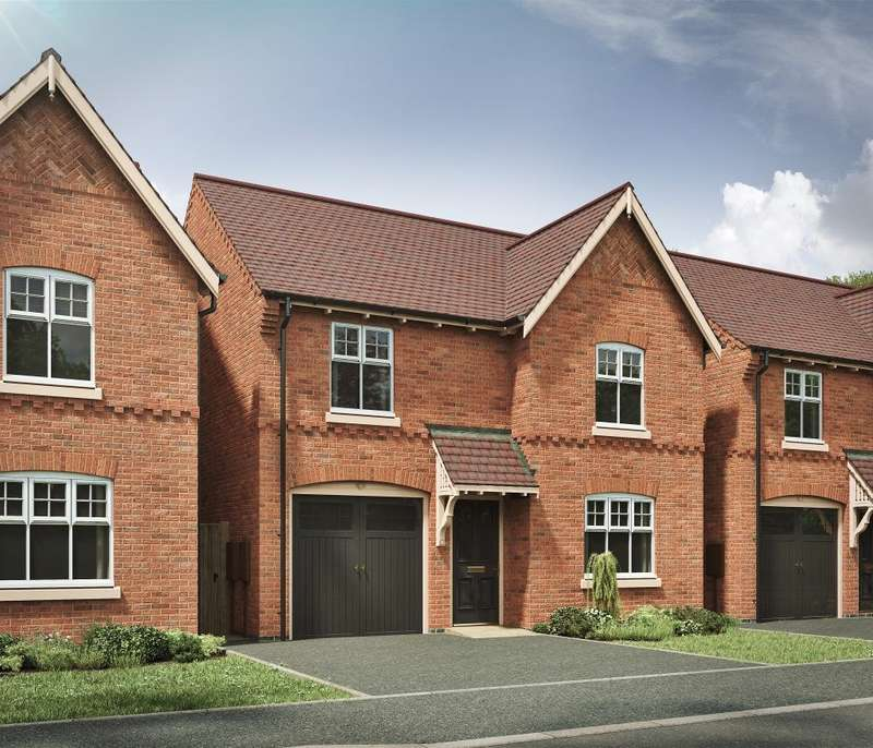 3 Bedrooms Detached House for sale in The Alford, Manor Fields, Nuneaton, CV11