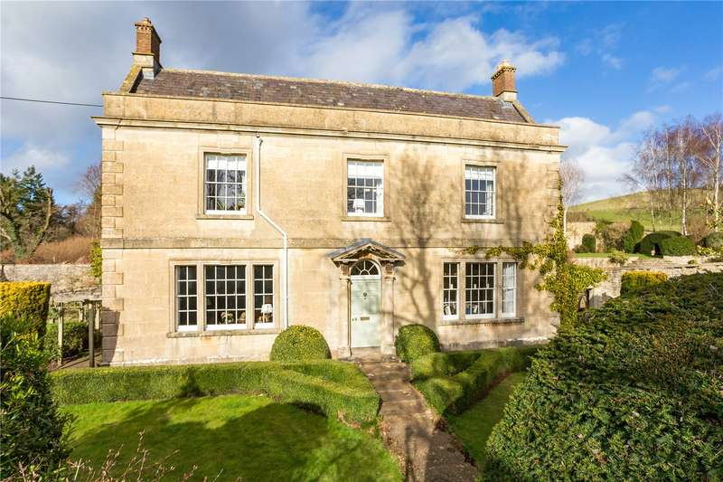 5 Bedrooms Detached House for sale in Tuckingmill Lane, Compton Dando, Somerset, BS39