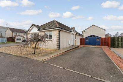3 Bedrooms Bungalow for sale in Smithfield Meadows, Alloa