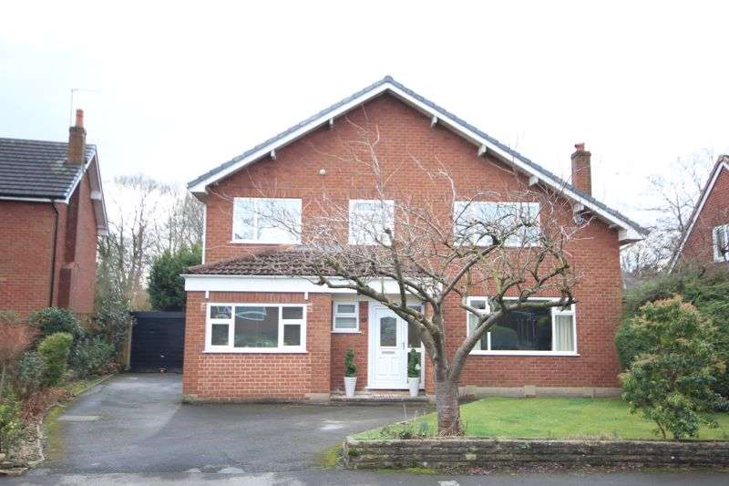 5 Bedrooms Property for sale in HIGHLANDS ROAD, Bamford, Rochdale OL11 5PD