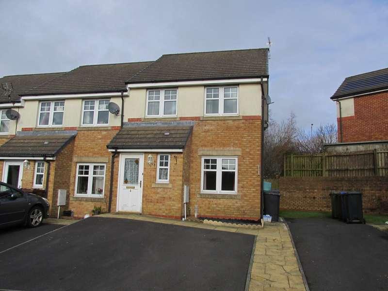 3 Bedrooms Property for sale in Sedum Gardens, Accrington, BB5