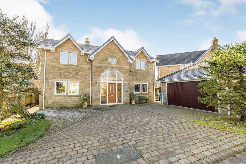 4 Bedrooms Detached House for sale in Olde Stoneheath Court, Long Lane, Heath Charnock, Chorley, PR6